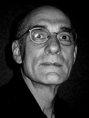John Guzlowski - self-portrait photograph
