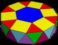 Gyroelongated hexagonal cupola.png