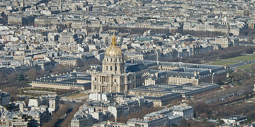 Thumbnail from Hôtel des Invalides