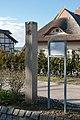 Hölzerner Grenzpfahl, Ahrenshoop (DSC04812).JPG