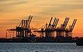HH Hafen Kontainerbruecken Sonnenuntergang 2015-03-23 19-55-39 - 0045.JPG