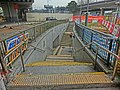 HK 九龍城 Kln City 太子道西 Prince Edward Road West Feb-2014 Olympic Garden tunnel stairs.JPG