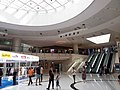 HK 西九龍 West Kln 圓方 Elements shoppong mall interior escalators May 2019 SSG 02.jpg