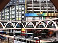 HK CWB Yee Wo Street round shape footbridge Causeway Bay Jan-2013.JPG