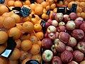 HK SW 上環 Sheung Wan 德輔道中 Des Voeux Road Central shops Wellcome Supermarket apple n orange September 2020 SS2.jpg