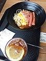 HK TKL 調景嶺 Tiu Keng Leng 明愛專上學院 CIHE restaurant Grove canteen Lunch food April 2019 SSG 02.jpg