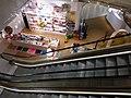 HK TST 尖沙咀 Tsim Sha Tsui K11 MUSEA escalators Salisbury Road March 2020 SSG 02.jpg
