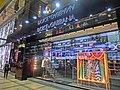 HK TST Canton Road night 杜嘉班納 Dolce & Gabbana shop window April 2013.JPG