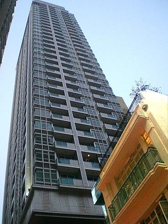 Ship Street, Hong Kong - J Residence, Ship Street, HK