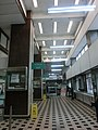 HK Yau Ma Tei Kowloon Government Offices Central Post Office interior 九龍中央郵政局 Kln Central PO Feb-2014 ceiling 03.JPG