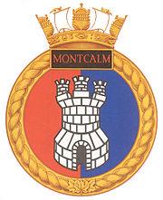 NCSM Montcalm — Wikipédia