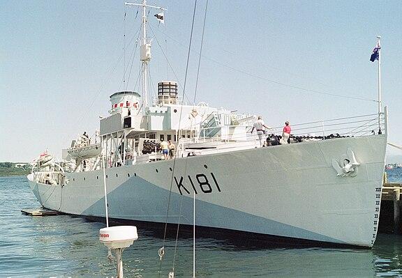 HMCS Sackville (K181)