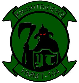 VMM-164 - Old HMMT-164 unit insignia