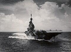 """""""Illustrious"""" w 1944 roku na Oceanie Indyjskim"""