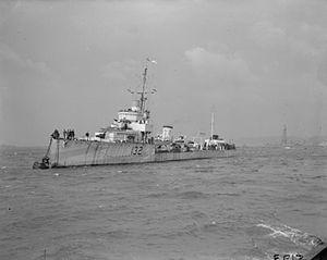 HMS Versatile (I32)