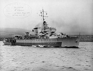 HMS Welcome (J386) - Image: HMS Welcome (J386)