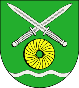 Hadenfeld - Image: Hadenfeld Wappen