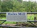 Hailes Mill entrance gate - geograph.org.uk - 958850.jpg