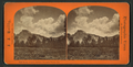 Half Dome; height 3568 feet, Yosemite Valley, Cal, by Reilly, John James, 1839-1894.png
