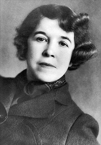 Hallie Flanagan - Flanagan in 1940