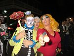 Halloween Saturday Night in Lower French Quarter New Orleans 2016 21.jpg
