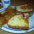 Ham and Cheese Griddle Melt, IHOP (8562826784).jpg