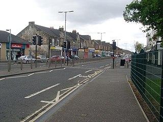 Halfway, South Lanarkshire Human settlement in Scotland