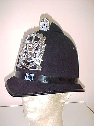 Hampshire Constabulary - Helmet - Constable