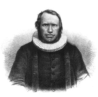 Hans Paludan Smith Schreuder Norwegian missionary working in South Africa