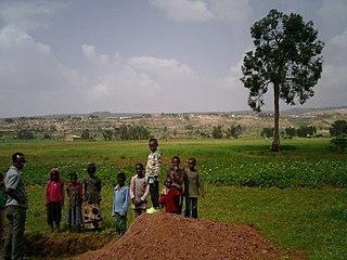 Freweyni Place in Tigray, Ethiopia