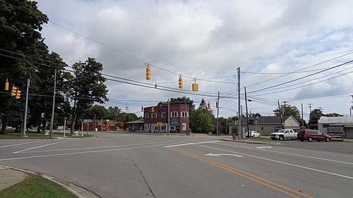 Harrisville mailbbox