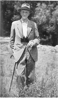 Harry Forbes Witherby British ornithologist