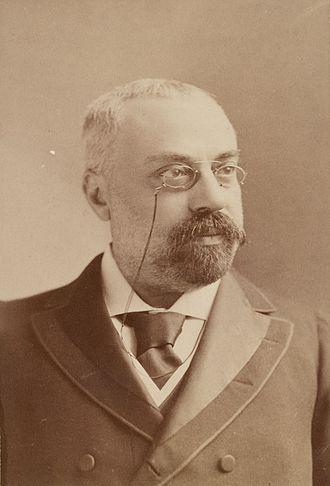 Enrico Bevignani - Enrico Bevignani, circa 1894