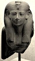 Statuetta di Hatshepsut come