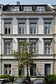 Haus Friedenstrasse 53 in Duesseldorf-Unterbilk, von Suedosten.jpg