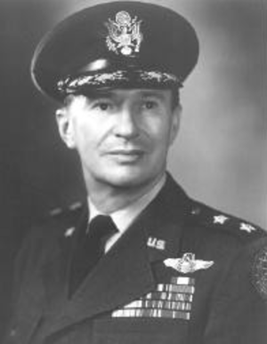 Haywood S. Hansell - Major General Haywood S. Hansell Jr.
