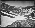 Head of Little Cottonwood Canyon, Utah - NARA - 516752.tif
