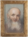 Head of an Old Man (Rosalba Carriera) - Nationalmuseum - 23946.tif