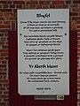 Hedd Wyn Plaque Welsh Memorial Park Ieper (Ypres) Parc Coffa'r Cymry, Gwlad Belg 21.jpg