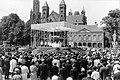 Heiligdomsvaart Maastricht (1962), H Mis op het Vrijthof 1.jpg