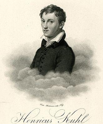 Heinrich Kuhl - Image: Heinrich Kuhl 00