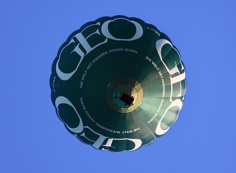 Heissluftballon over Uetersen 3493 1