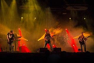 Pain of Salvation Swedish progressive metal band