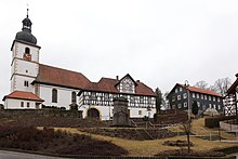 Bad Colberg Heldburg Hotel