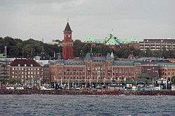 Sverige runt helsingborg 1997 11 17
