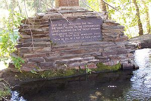 Sun Valley, Idaho - Hemingway Memorial at Trail Creek north of Sun Valley