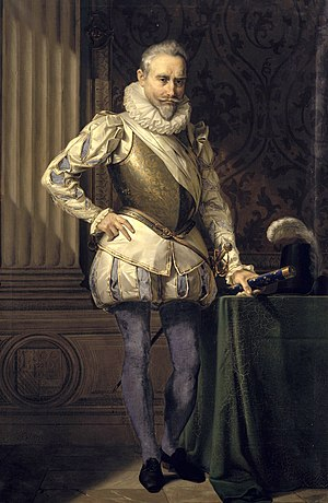 La Tour d'Auvergne - Henri de la Tour (1555-1623), Marshal of France
