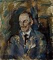 Henrik Lund - Forfatteren Knut Hamsun - Nasjonalmuseet - NG.M.01284.jpg