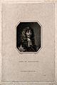 Henry Bennet, Earl of Arlington. Stipple engraving by W. Hai Wellcome V0006982.jpg