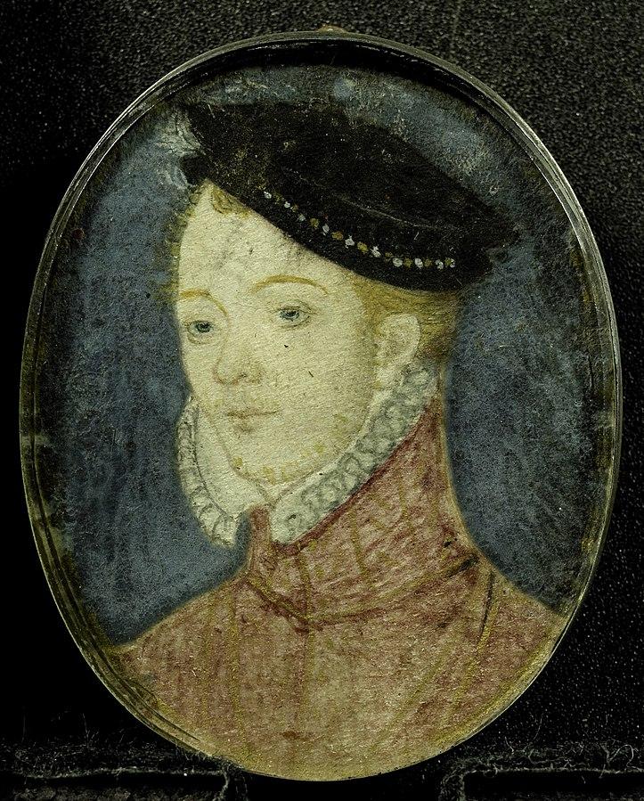 Henry Stewart (1546-67), Lord Darnley. Echtgenoot van Maria Stuart
